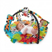 Bright Starts-9167-Start Your Senses Salteluta interactiva Spots & Stripes