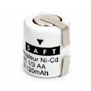 BAT040 Batería recargable 1/3AA Ni-Cd