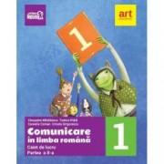 Comunicare in limba romana. Caiet de lucru pentru Clasa I. Partea II
