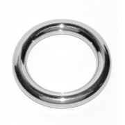 High Polished Power Cockring (55/10mm)