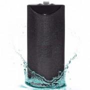 Tech Gear Compact Bluetooth Speaker Stereo Sound Box Speaker Wireless Subwoofer Loudspeaker Black