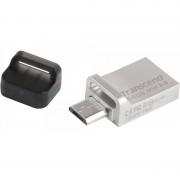 USB Flash Drive 64Gb - Transcend JetFlash 880 Silver TS64GJF880S