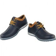 Yellow Tree Good Quality Casual Shoes Designer YT Blue Shoes For Mens Boys ( 98049 )
