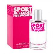 Jil Sander Sport For Women eau de toilette 50 ml donna