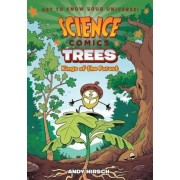 Science Comics: Trees: Kings of the Forest, Paperback