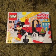 LEGO 4164 Disney Mickey Mouse Disney's MICKEY MOUSE