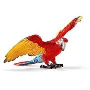Schleich Macaw Toy Figure