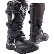 Fox Comp 3Y Youth Motocross Boots Black 35 36
