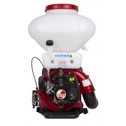 GardeTech Benzin Rückensrühgerät, Fassungsvermögen 26 L - 26