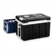 Klarstein BeerPacker, термоелектрически охладителен бокс с функция за поддържане на температурата, 50 l, A+++, AC/DC, черен (AQ-50L)