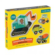 My First Touch & Feel Construction Puzzles (My First Touch & Feel Puzzles)