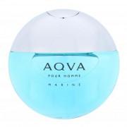 Bvlgari Aqva Pour Homme Marine apă de toaletă 100 ml tester pentru bărbați