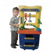 Banco Taller de Trabajo Infantil - Fabrica de Juguetes