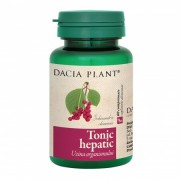 Dacia Plant Tonic hepatic x 60 comprimate