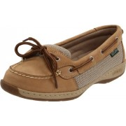 Eastland Women s Sunrise Boat Shoe Tan 7.5 W US