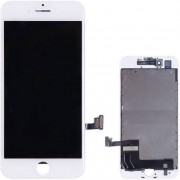 Compatibile Apple AA - Vetro LCD per iPhone 7 - Bianco (Grado AA)