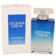 Karl Lagerfeld Ocean View Eau De Toilette Spray 3.3 oz / 100 mL Men's Fragrances 535109