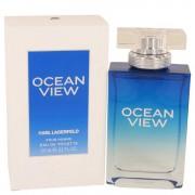 Karl Lagerfeld Ocean View Eau De Toilette Spray 3.3 oz / 100 mL Men's Fragrances 535109