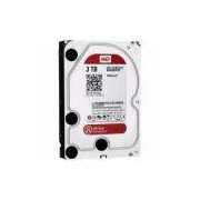 HD WD Red NAS, 3TB, 3.5´, SATA - WD30EFRX