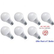 Best Price LED Bulb Combo Offer 15W (7x15W LED bulbs)