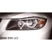 SET LUPE FARURI 2,5 INCH + ORNAMENTE STANDARD BMW E 90 LCI - SLF246