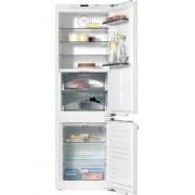 Miele KFN37682iD Frost Free Integrated Fridge Freezer - White