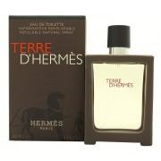 Hermes terre d'hermes eau de toilette edt 30 ml profumo uomo