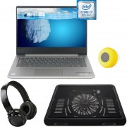 Laptop Lenovo Ideapad 330s-14ikb Core I7 Quad Core 2tb 8gb + Diadema, Bocina y Base