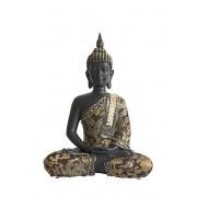 Thaise Meditatie Boeddha Dierenurn (0.75 liter)