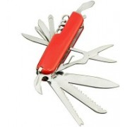 Lavi Classic Red 11 Swiss Army Knife(Red)