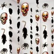 Dekoration Halloween Dödskalle 8-pack