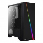 Gabinete Aerocool Cylon ATX / Micro-Mini / RGB, 4713105968842