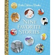 The Poky Little Puppy and Friends The Nine Classic Little Golden Books