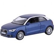 Kinsmart Die-Cast Metal 2010 Audi A1 (Blue)