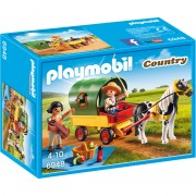 Joc PLAYMOBIL Picnic with Pony Wagon