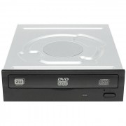 Lite On LITE ON IHAS122 DVD-RW 22x Super Multi, SATA, Black, Bulk