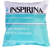 Almofada Remedio Aspirina