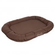 Almofada Strong&Soft castanha para cães C 120 x L 90 x A14cm