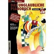 Voggenreiter Das unglaubliche Pianobuch Henning Blunk, inkl. CD