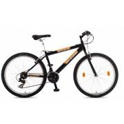 Schwinn Csepel Magnum MTB kerékpár Fekete