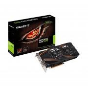 Tarjeta De Video Nvidia Gigabyte GTX 1070 Windforce OC GeForce 8GB GDDR5 256-bit (GV-N1070WF2OC-8GD)-Negro