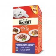 Gourmet Mon Petit met selectie van vis 6-pack
