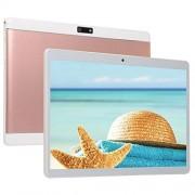 Grandsmiles Tableta de 10.1 Pulgadas Computadora portátil Computadora portátil WiFi Mini Netbook Ranura USB Teclado Ratón Tabletas Teléfono GPS