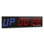 Timer 6 Sport Timer Tabata Cronómetro Cross-Training Sinal 6 Dígitos