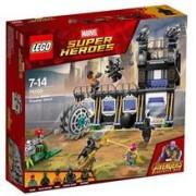 Lego Marvel Super Heroes Atacul Cu Lame Al Lui Corvus Glaive 76103
