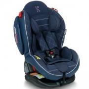 Бебешко столче за кола Lorelli Arthur ISOFIX, тъмносиньо, 0-25кг., 0745138