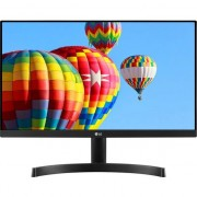 "Monitor Gaming LED IPS LG 23.8"", FreeSync, Black Stabilizer, HDMI , 75Hz, Full HD, Flicker safe, Negru, 24MK600M-B"