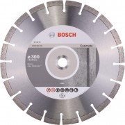Bosch dijamantska rezna ploča Expert for Concrete 300 x 22,23 x 2,8 x 12 mm - 2608602694