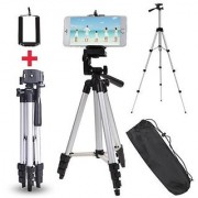 Deals e Unique Camera Stand Mobile Phone Stand 360-1050mm Adjustable 1/4 Screw Tripod mobile Camera Stand Holder Stand