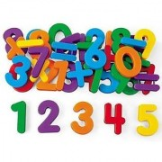 Large Size Educational Magnetic Numbers for Kids (Multi Color)